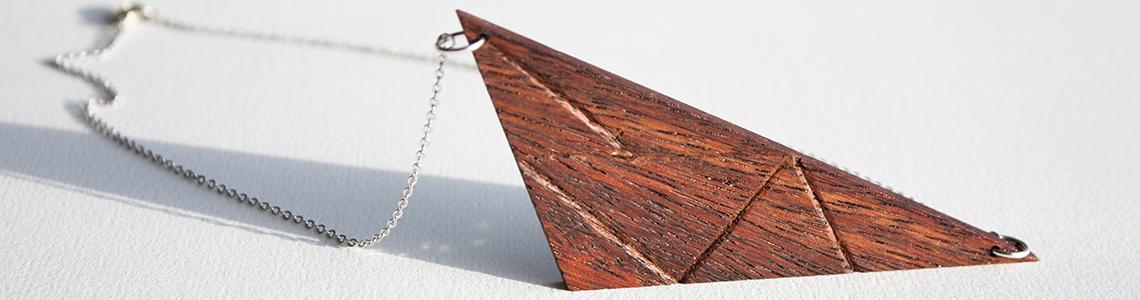 driehoek ketting